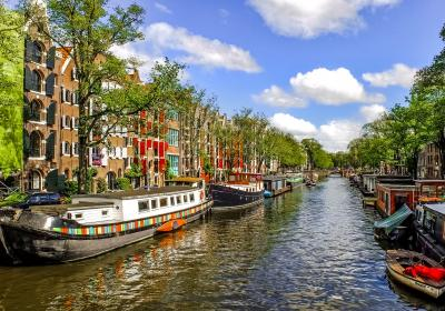 The Netherlands - canals